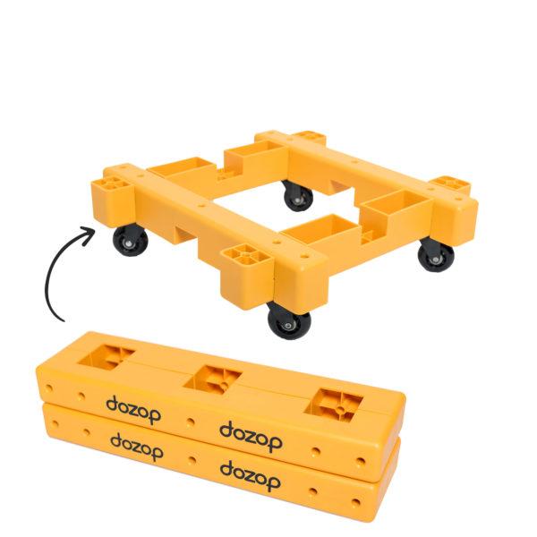 Modular 4 transportwagen