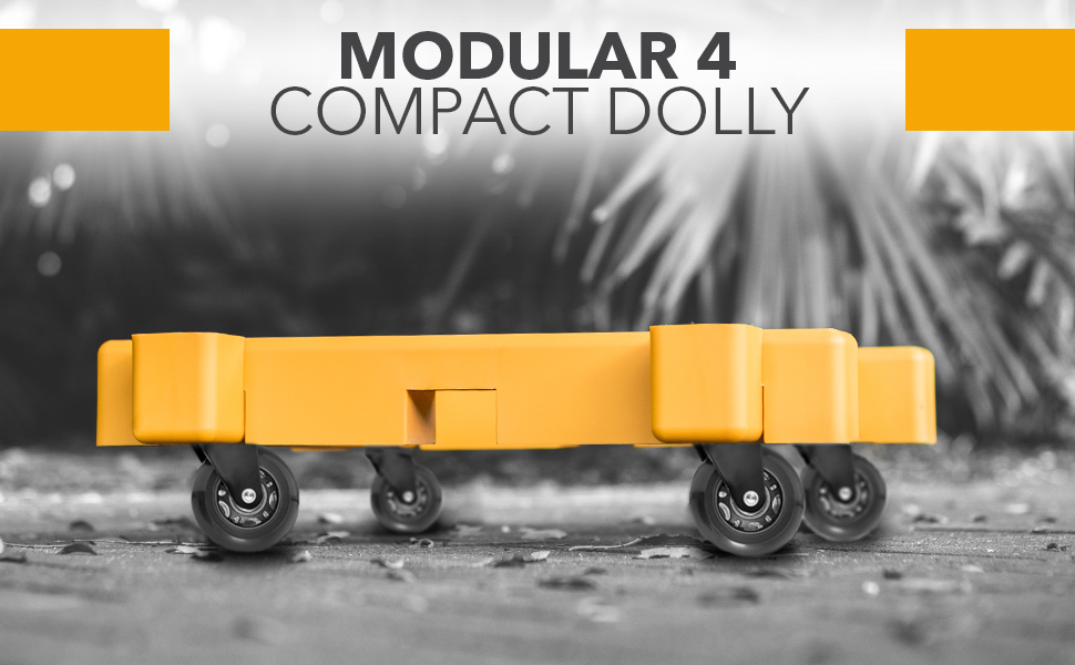Modular 4 dolly